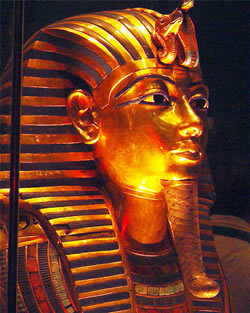 The Mask of King Tut